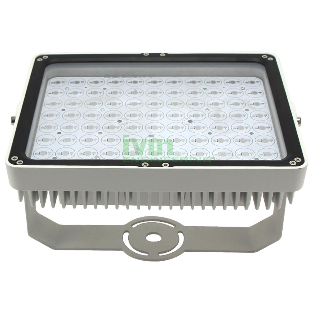 60W LED strobe light casing, 80W 100W LED traffic light supply LED light housing.