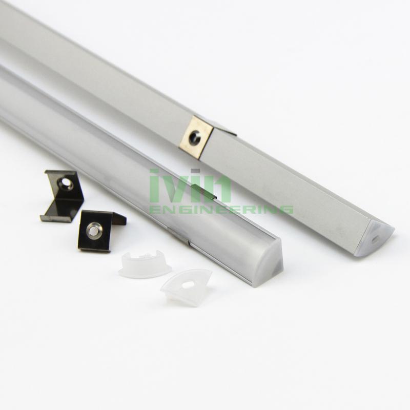 LED profiles, LED linear profile, LED lienar light profile.