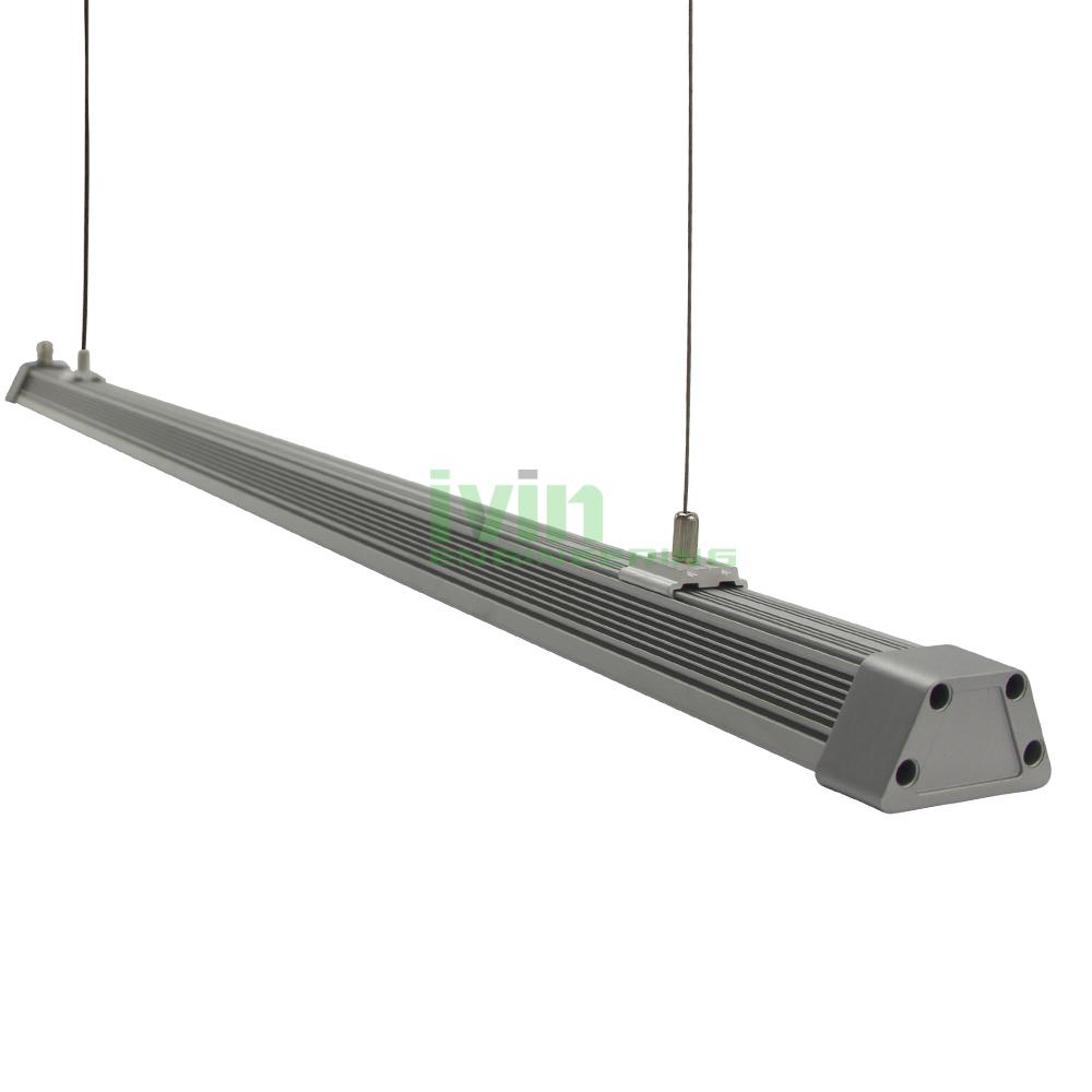 IP65 LED pendant light casing, LED industrial low bay housing.
