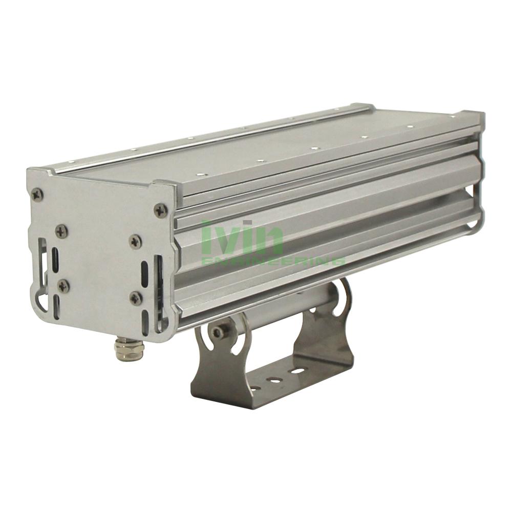 IP66 LED landscape flood light housing, 20W 30W LED landscape ligh heatsink.